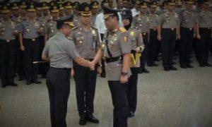 Komjen Syafruddin resmi gantikan Budi Gunawan sebagai Wakapolri/Foto nusantaranews