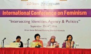 Konferensi Internasional tentang Feminisme yang diselenggarakan Jurnal Perempuan/Foto: Dok. Jurnal Perempuan