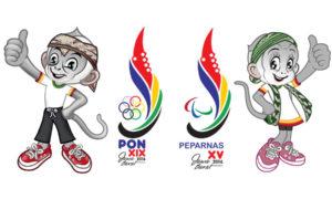 Logo Pon XIX Jabar/Ilustrasi