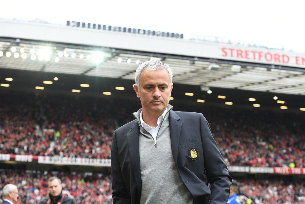 Manajer The Red Devils, Jose Mourinho/Foto: Istimewa
