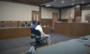 Mantan Bos PT APL Hanya Divonis 3 Tahun Penjara/Foto nusantaranews/Fadhilah