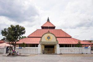 Masjib Gedhe Kauman Yogyakarta/Foto: Dok. Kemenag