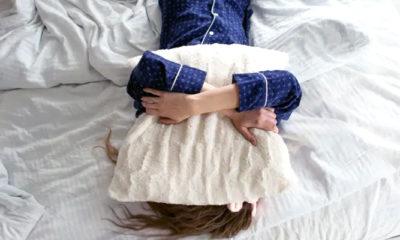 Menutup kepala saat tidur bisa merusak otak.