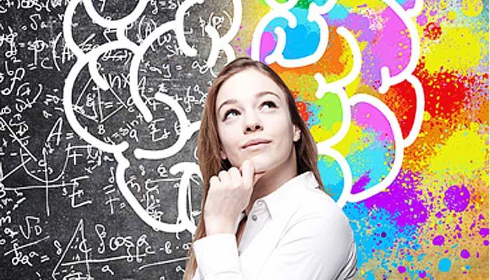 Keunggulan otak perempuan: lebih seimbang dari pada laki-laki.