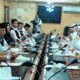 PPIH Arab Saudi dan Muassasah Asia Tenggara gelar rapat evaluasi awal di Kantor Muassasah/Foto: Dok. Kemenag/mkd