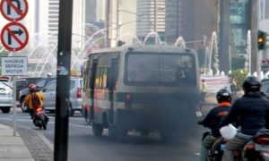 Pencemaran Udara/Foto Istimewa