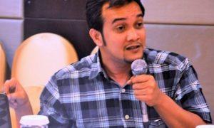 Pengamat politik dari Sinergi Masyarakat Untuk Demokrasi Indonesia (Sigma) Said Salahudin/Foto Ahmad