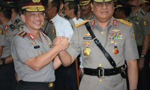 Reuni Teman Sekalas Tito Karnavian dan Wakapolri Komjen Pol Syafruddin di Polri/Foto nusantaranews via nusanews