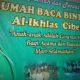 Rumah Baca Bintang Al-Ikhlas Cibelut/Foto Istimewa