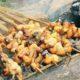 Sate Ulat Sagu/Foto Istimewa/fakhrulaslamy_