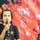Sejken LMND, Arif Hidayatullah/Foto nusantaranews/Aya