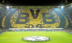 Semarak Pendukung Borussia Dortmund/Foto: highonsports.net