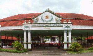 Situs Pagelaran Keraton Ngayogyakarta/Foto Emer