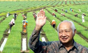 H.M. Soeharto alias Pak Harto. (FOTO: Istimewa)