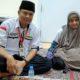 Sumiati bersama Kadaker Airport Nurul Badruttamam/foto Istimewa/mch