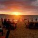 Sunset Jimbaran, Bali, Minggu (18/9)/Foto Istimewa