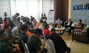 "Diskusi ""Potensi Dana Repatriasi Tax Amnesty di Ranah Properti""/Foto dok. Synthesis Development"