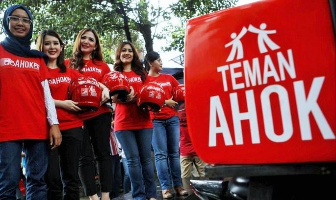 Teman Ahok - Go Ahok, Apa Kabar/Foto: via detik.com