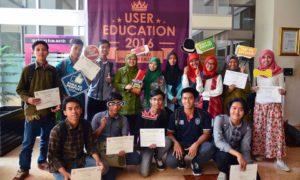 User Education 2016 Perpustakaan UIN Suka Yogyakarta/Foto Istimewa/Dok.Perpustakaan UIN SUKA Yogyakarta