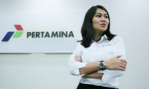 VP Corporate Communication Pertamina Wianda Puponegoro/Foto: KlikBontang