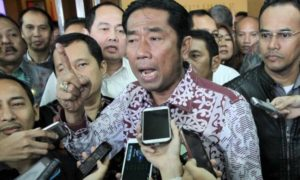 Wakil Ketua DPRD DKI Abraham (Lulung) Lunggana/Foto: via Aktual