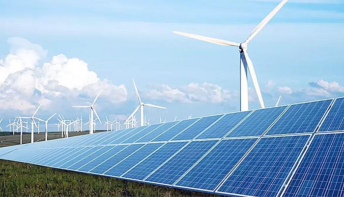 Pertumbuhan energi baru dan terbarukan kian pesat di negara berkembang.