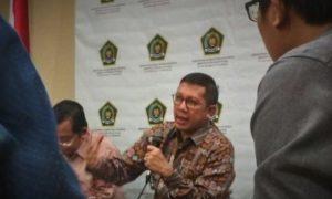 Menteri Agama (Menag), Lukman Hakim Saifuddin