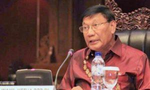 Wakil Ketua DPD RI Farouk Muhammad/Foto via tribunnews