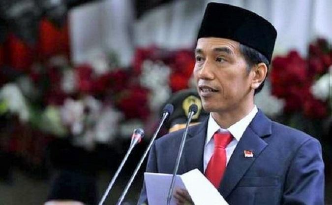 Dihari Sumpah Pemuda, Jokowi Laporkan Gratifikasi dari Perusahaan Minyak Rusia/Foto: Dok. Okezone.com
