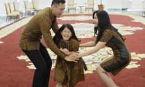 (Ilustrasi) Agus Yudoyono bersama Keluarga/Foto: Jurnas.com