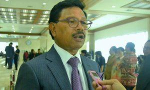 Anggota Komisi XI DPR RI, Johnny G Plate/Foto: Dok. Timor Raya
