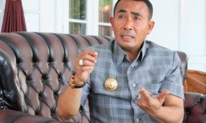 Bupati Buton Samsu Umar Abdul Samiun/ Foto: kendaripos.fajar.co.id / Int