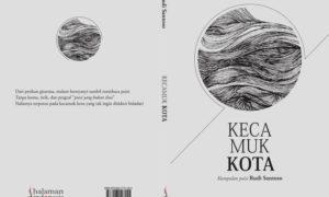 """Cover Antologi Puisi """"Kecamuk Kota""""/Foto: Istimewa"""