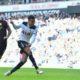 Dele Alli Saat Bobol Gawang Manchester City yang dijaga Bravo/Foto: Ist/Emer
