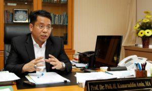 Direktorat Jendral Pendidikan Islam (Dirjen PI), Kamaruddin Amin. Foto via mirajnews