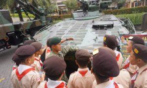 Divisi Infanteri 2 Kostrad Ikuti Pameran TNI Military Festival 4/Foto: Dok. Penkostrad