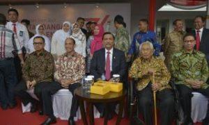 Empat Mantan Menteri ESDM Hadiri HUT PE Ke-71/Foto Istimewa