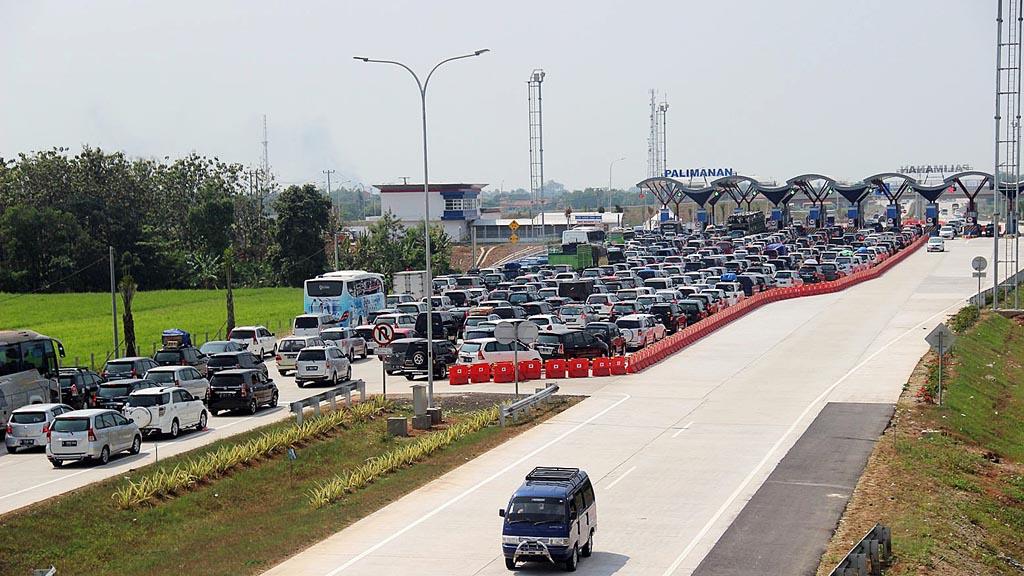 Gerbang Tol Palimanan/ Foto: skyscrapercity.com/ kompas.com