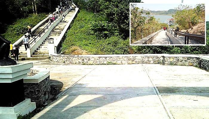 Goa Kreo destinasi wisata Semarang.