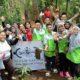 """NU Care - Lazisnu saat Launching """"Sedekah Sejuta Pohon"""" untuk Garut dan Sumedang/Foto: Dok. Lazisnu"""