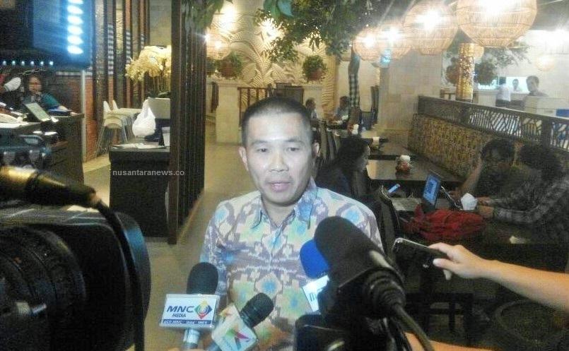 Wakil Ketua Umum Tutum Rahanta/Foto Fadilah/nusantaranews