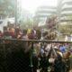Demo KAMMI di KPK berakhir ricuh/Foto Fadilah / Nusantaranews