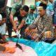 Pok Tani Jaya Makmur Lembengan Terima Sosialisasi Cara Pemupukan/Foto Sis24