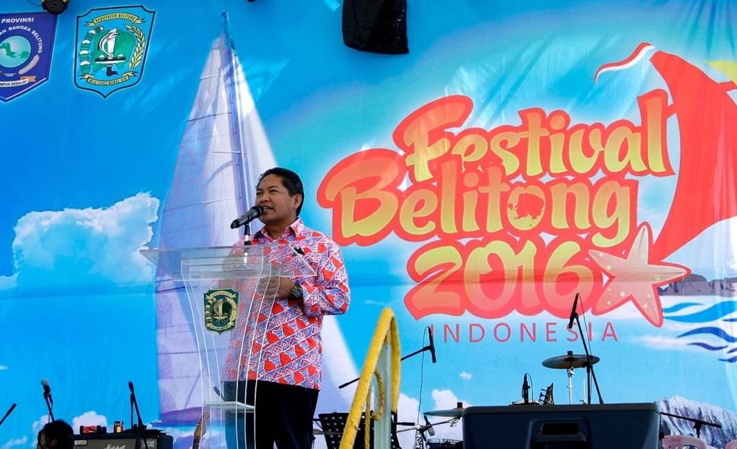 Festival Belitung 2016/foto Dok. Humas Maritim
