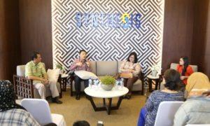 Media Gathering Samara Suites di Synthesis Square Jakarta, Kamis (20/10)/Foto: Dok. Synthesis Development