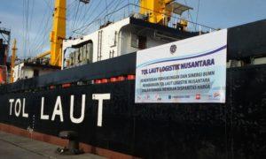 Kapal Tol Laut Logistik Nusantara