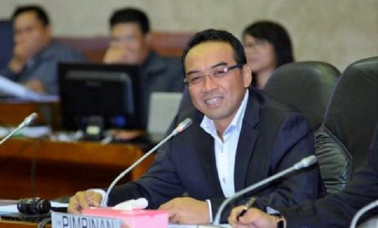 Ketua Komisi VI DPR, Teguh Juwarno/Foto: Fraksi PAN