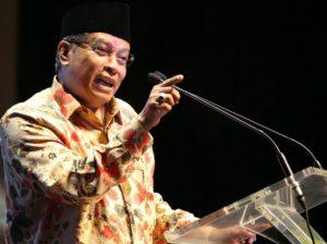 Ketua Pengurus Besar Nahdlatul Ulama (PBNU) KH Said Aqil Siradj. Foto Dok. sihabuddin