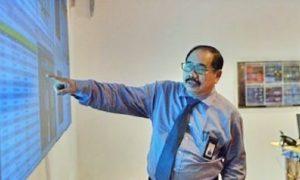 Ketua PPATK Baru, Kiagus Ahmad Badaruddin/Foto: Kemenkeu