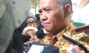 Mantan Sekretaris Mahkamah Agung (SekMA) Nurhadi. Foto Fadhilah Nusantaranews